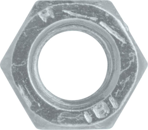 Steel Nuts - Metric - BZP - Choose Size & Pack Quantity - JAR UK Industries
