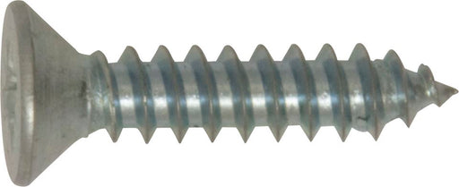Self-Tapping Screws - Countersunk Head - Pozi - Choose Size & Qty - JAR UK Industries
