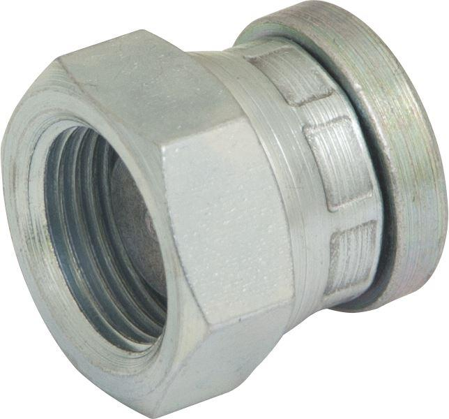 "Hydraulic BSPP Blanking Cap - 1"" - JAR UK Industries"