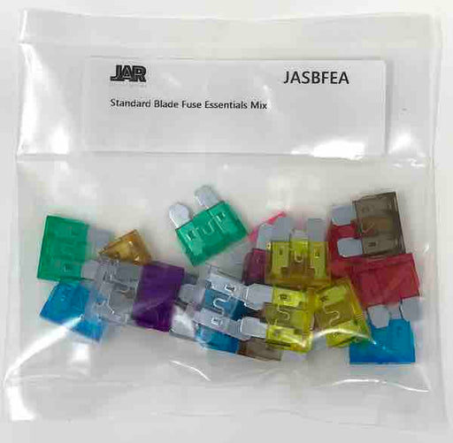 Standard Blade Fuses | Essentials - JAR UK Industries