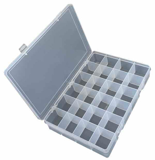 Assortment Max Box | Fixed | 24 Compartments - JAR UK Industries