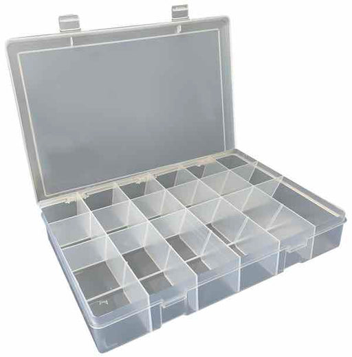 Assortment Max Box | Fixed | 18 Compartments - JAR UK Industries