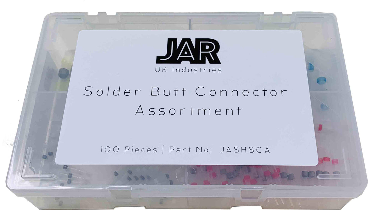 Solder Butt Connector Collection | Assortment - JAR UK Industries