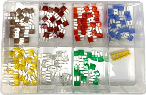 Micro2 Blade Fuse Collection | Assortment - JAR UK Industries