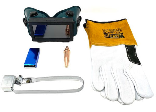 Tig Gauntlet & Cutting Accessory Kit Assortment - JAR UK Industries