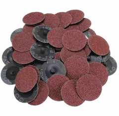 Sanding Discs - Quick Change - 76mm - 36g - Norton DBX - JAR UK Industries