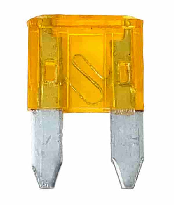 Mini Blade Fuses - Choose Amps & Quantity - JAR UK Industries