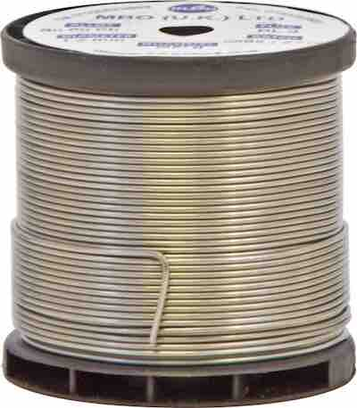 Solder Wire - Flux Cored - 1.2mm 0.5Kg - Circuit Boards - JAR UK Industries