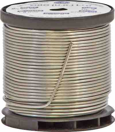 Solder Wire - Flux Cored - 1.6mm 0.5Kg - General Purpose - JAR UK Industries