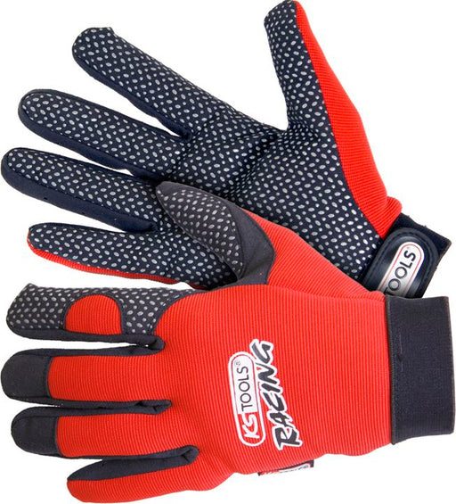 KS TOOLS Mechanics Grip Gloves (Choose Size) - JAR UK Industries