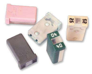 MCase Cartridge Fuses - Choose Amps