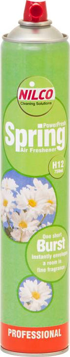 Nilco Power Fresh Air Freshener - Spring Fragrance - 750ml
