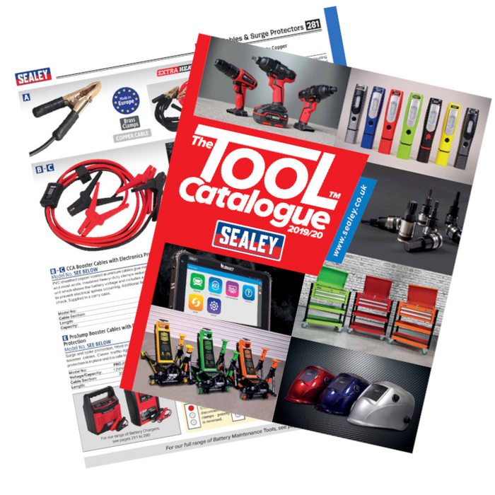 Workshop Consumables Catalogue Order Page - JAR UK Industries