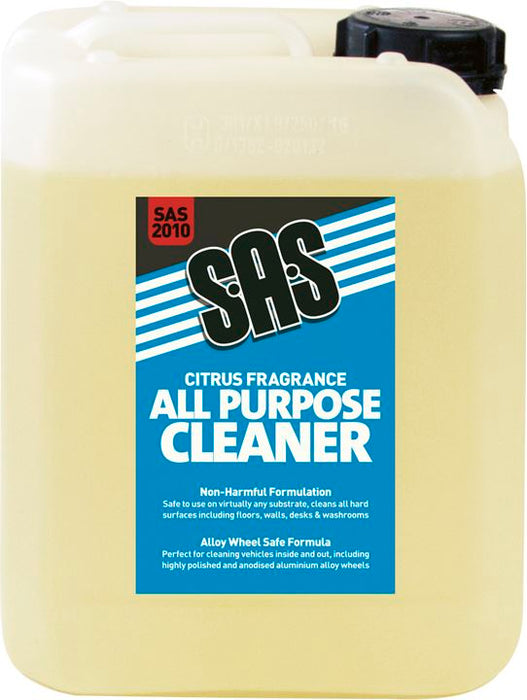 SAS Citrus All Purpose Cleaner - 5 Ltr