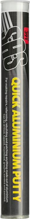 Quick Aluminium Putty - 112g Stick - SAS - JAR UK Industries