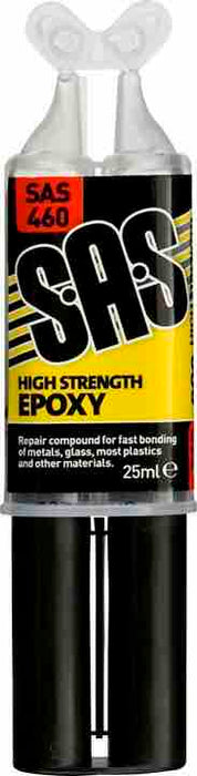 Epoxy - High Strength - 24ml Syringe - SAS - JAR UK Industries