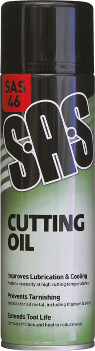Cutting Oil - 500ml - SAS - JAR UK Industries