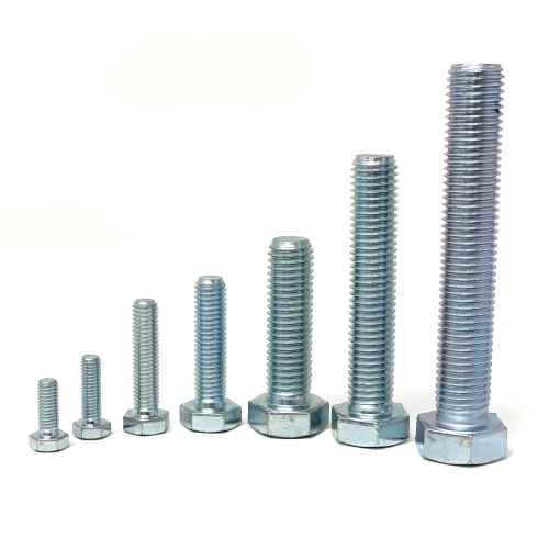 Set Screws 8.8 Grade - Metric Fine - Choose Size & Qty - JAR UK Industries
