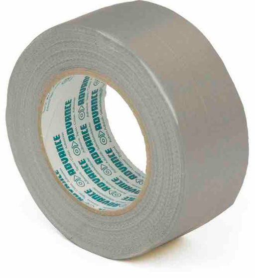 Gaffer Tape - Silver - ADVANCE AT132 - 50mm x 50m - JAR UK Industries