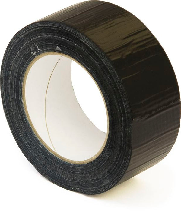 Gaffer Tape - Black - ADVANCE AT132 - 50mm x 50m - JAR UK Industries