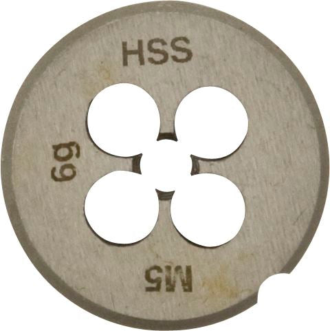 Round Die - M10 x 1.5mm - JAR UK Industries