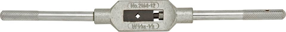 Tap Wrench - Size No.2 - Adjustable Type - M3.5 to M12 - JAR UK Industries