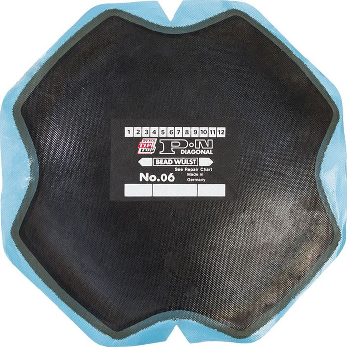 REMA TIP TOP Tube Patches - Cross-Ply Repair Patch, Series PN (Choose Size) - JAR UK Industries