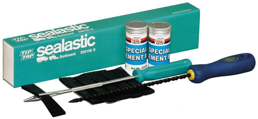 REMA TIP TOP 'Sealastic' Nail Hole Tyre Repair Kit for Trucks & Tractors - JAR UK Industries