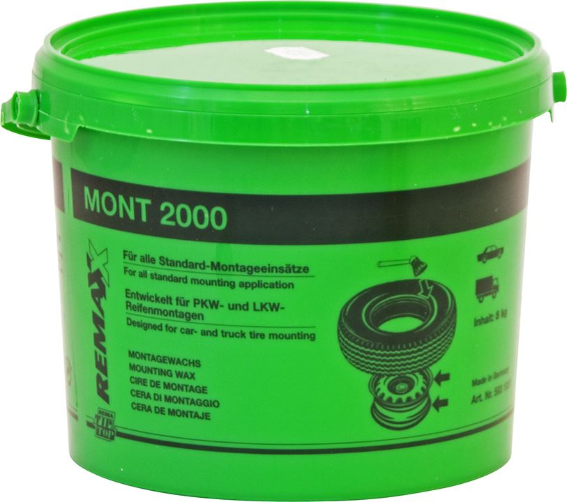 REMA TIP TOP 'MONT 2000' Bead Lubricant Tyre Soap (5 kg) - JAR UK Industries