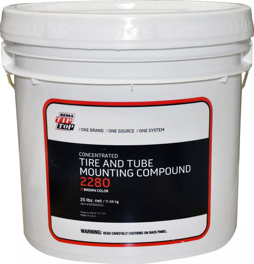 REMA TIP TOP Tyre and Tube Mounting Compound (10 kg) - JAR UK Industries