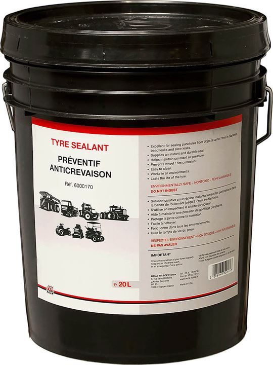 REMA TIP TOP Tyre Sealant (20 Ltr) - JAR UK Industries