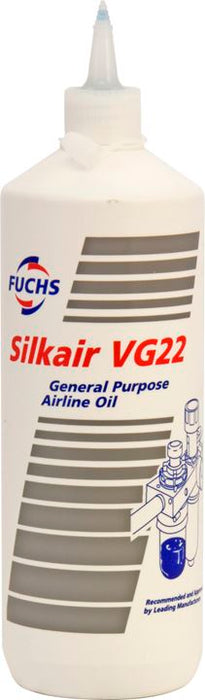 Air Line Oil - FUCHS Silkair VG22 - 1 Ltr