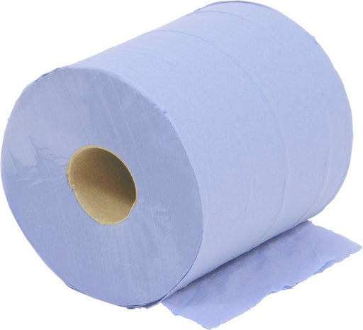 Centrefeed Blue Rolls (Small) 2 Ply 150m (Pack of 6)