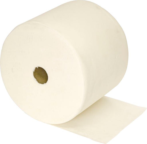 White Airlaid Low Lint Paper Rolls 144m (Pack of 2)