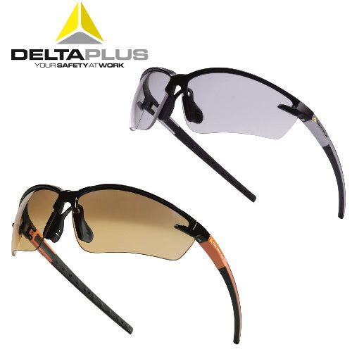 Twin Lens Safety Glasses - Deltaplus