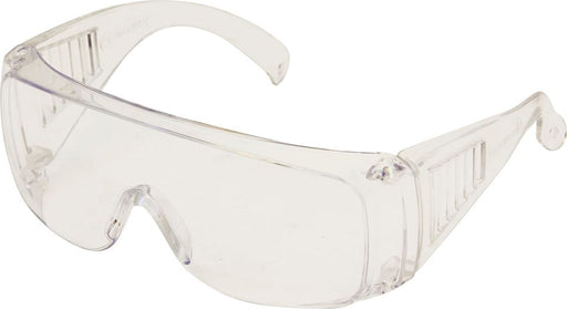 Safety Glasses - Polycarbonate - Fits over Spectacles