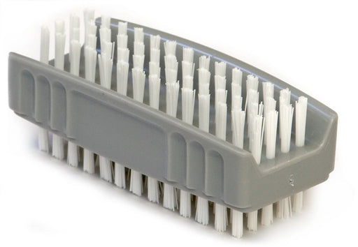 Nail Brushes with Plastic Handles (Pack of 6)