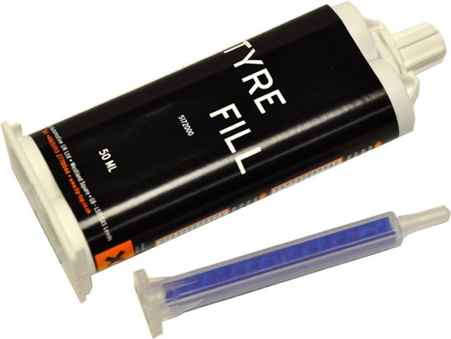 Tyre Fill Syringe - JAR UK Industries
