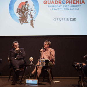 Photos from our Quadrophenia Event with PHIL DANIELS !!