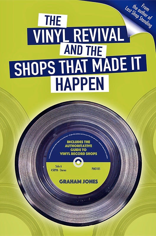 29th November 2018 - MATTERS OF VINYL IMPORTANCE PRESENTS AN EVENING WITH GRAHAM JONES