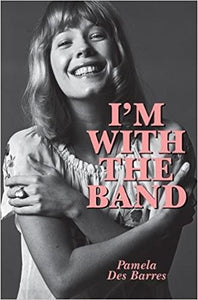 MOVI presents: 'I'm With The Band'. An evening with author Pamela Des Barres, Thursday 26th April at 6pm