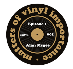 MOVI Podcast 001 with Alan Mcgee Launched!!