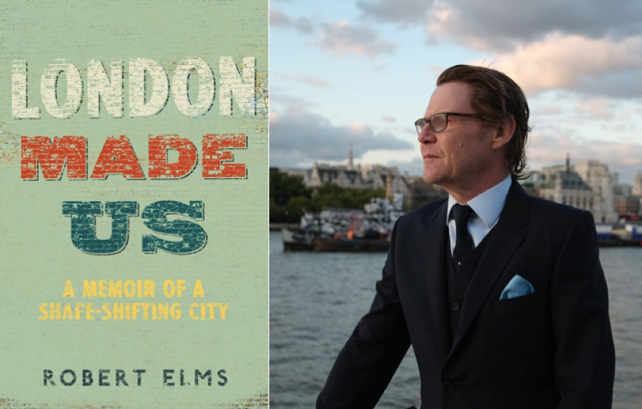 Wed 1st MAY Q&A with ROBERT ELMS!!!!