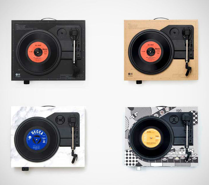 MOVI presents SPINBOX! A turntable revolution!