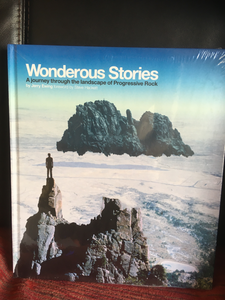 Wondrous Stories Hardcover by Jerry Ewing