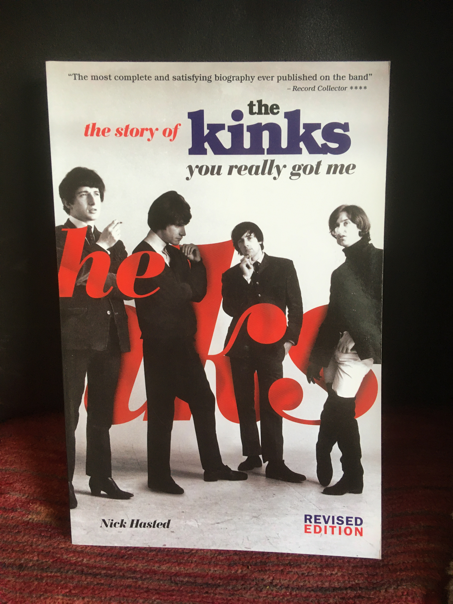 You Really Got Me: The Story of The Kinks by Nick Hasted