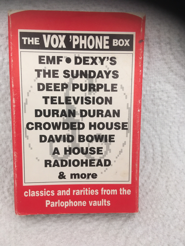The Vox Phone Box cassette