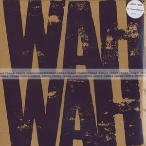 James - Wah Wah - First Pressing - Brand New/Sealed