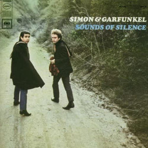 Simon & Garfunkel - Sounds of Silence- 180gm Vinyl