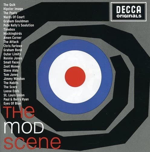 Various Artists - The Mod Scene Double Album